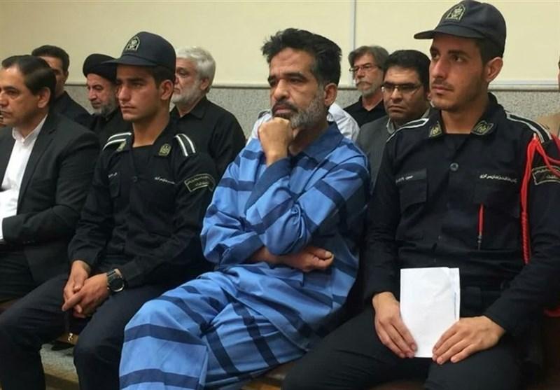 قاتل امام جمعه در دادگاه