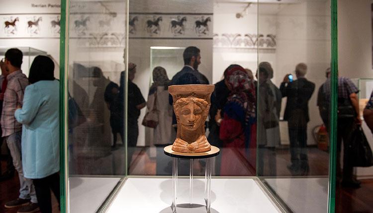 نمایشگاه آثار اسپانیایی در موزه ملی ایران